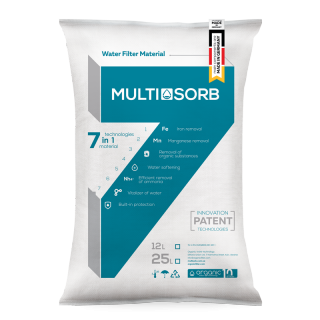 Фильтрующий материал Organic MULTISORB - aquafilter.com.ua 1