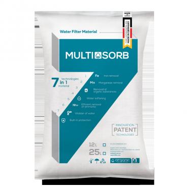 Фильтрующий материал Organic MULTISORB