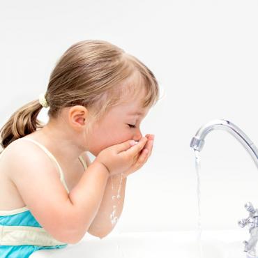 Питьевая вода на кухне