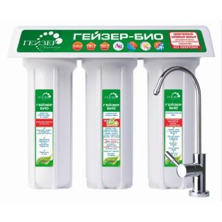 Гейзер Био 331 — проточный фильтр - aquafilter.com.ua 1