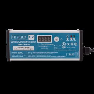 Organic-6S — ультрафиолетовый обеззараживатель   - aquafilter.com.ua 2