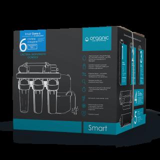 Organic Smart Osmo 6 — система обратного осмоса  - aquafilter.com.ua 3