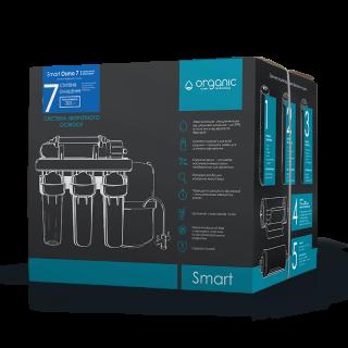 Organic Smart Osmo 7 — система обратного осмоса  - aquafilter.com.ua 3