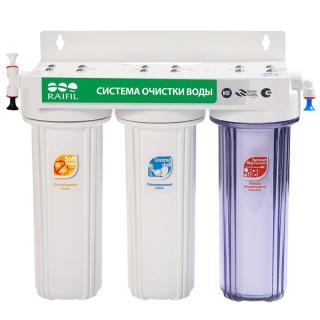 Raifil TRIO-R — проточный фильтр - aquafilter.com.ua 1