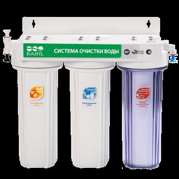 Raifil TRIO-R — проточный фильтр