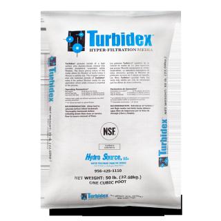 Фильтрующий материал Turbidex - aquafilter.com.ua 1